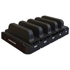 5 Port USB Smart Fast Charger + Docking