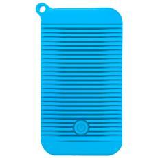 Batteria Portatile D8000L Ioni di Litio 8000mAh Colore Bianco / Blu