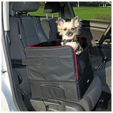 Cuccia Da Auto Per Cani Di Piccola Taglia (45 × 38 × 37 Cm) (nero)