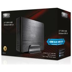 """3.5"""" SATA II HDD Enclosure USB 3.0"""