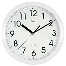 Orologio Da Parete 24 Cm Om 3301 Bianco