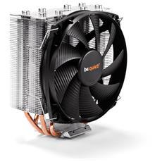 Dissipatore Shadow Rock Slim per CPU Intel Socket 775/1150/1155/1156/1366/2011 e AMD AM2+ / AM3+ / FM1 / FM2