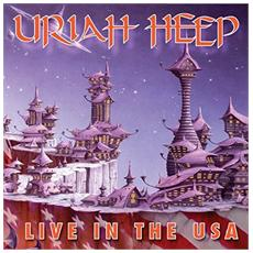 Uriah Heep - Live In The Usa