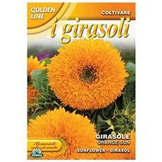 Bustina Con Semi Di Girasole Orange Sun