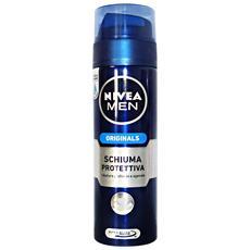 Schiuma Barba Protettiva Blu Pelli S. 200 Ml. - Schiume E Creme Da Barba