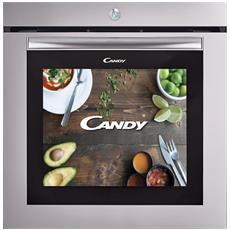 CANDY - Forno Elettrico Watch&Touch Multifunzione con Telecamera Integrata HD Wi-Fi Capacità 78 L