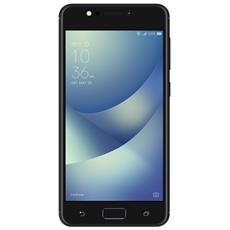 """Zenfone 4 Max ZC520KL Nero 32 GB 4G / LTE Dual Sim Display 5.2"""" HD Slot Micro SD Fotocamera 13 Mpx Android Italia"""