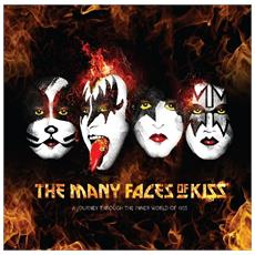 Kiss - The Many Faces Of Kiss (3 Cd)