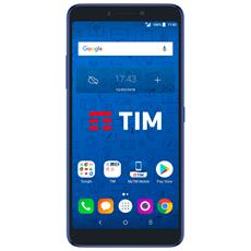 "XL (2018) Blu 16 GB 4G / LTE Display 6"" Full HD+ Slot Micro SD Fotocamera 16 Mpx Android Tim Italia"