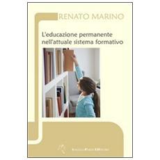 L'educazione permanente nell'attuale sistema formativo