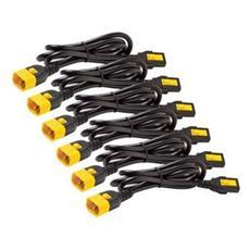 Power Cord Kit (6 Ea) Locking C13 To C14 1.2m