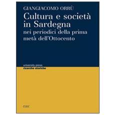 Cultura e società in Sardegna nei periodici della prima metà dell'Ottocento