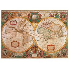 Puzzle Mappa Antica 1000 pz 68 x 48 cm 31229