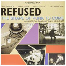 Refused-de Luxe - The Shape Of Punk To Come (2 Lp)