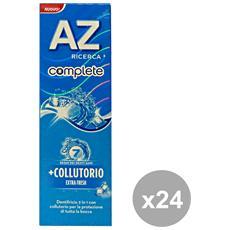Set 24 Complete+colluttorio Extra Fresh 75 Ml. Prodotti Per