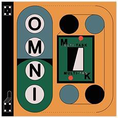 Omni - Multi-Task (Red Vinyl)