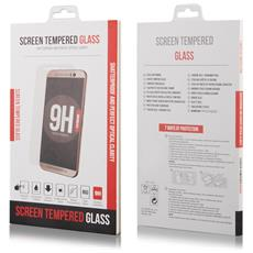 Pellicola Vetro Temperato P8 Lite Glass Tempered 9h, Antigraffio Antiriflesso