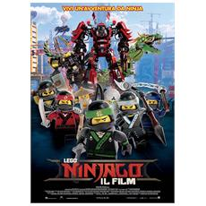 Lego Ninjago - Il Film (Blu-Ray 4K Ultra Hd+Blu-Ray)