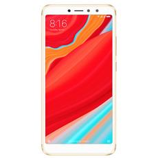 """Redmi S2 Oro 32 GB 4G / LTE Dual Sim Display 5.99"""" HD+ Slot Micro SD Fotocamera 12 Mpx Android Italia"""