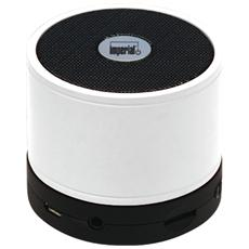 Imperial BAS 1, 1.0, 1-via, 3W, Con cavo e senza cavo, Bluetooth / 3.5mm / USB, Bluetooth