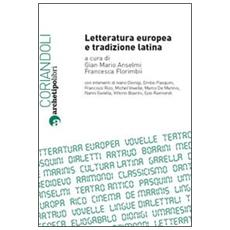 Letteratura europea e mondo latino