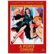 Dvd A Porte Chiuse