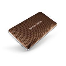 Speaker Audio Portatile Esquire Mini Bluetooth + Microfono Potenza 8Watt uscita USB per Ricarica Dispositivi Marrone