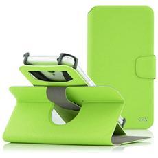 """Denim Window Custodia Universale per Dispositivi fino a 6"""" Colore Verde"""