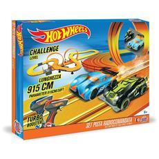 Hot Wheels Pista Elettrica Challenge Level 1:43 GG00693