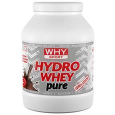 Hydro 100% Whey – Proteine Idrolizzate Vaniglia Integratore