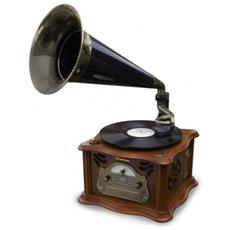 NR916 Marrone, Legno piatto audio