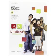 L'italiano in famiglia. Kit completo. Con DVD. Ediz. multilingue