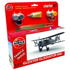 A55206 - Gloster Gladiator