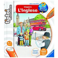 Tiptoi - Libro interattivo Imparo l'Inglese