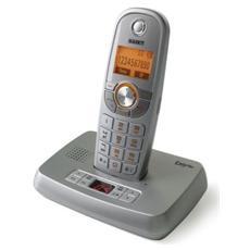 *Telefono Cordless Dect Gap, Tasti Grandi, Ampio Display, Segreteria Telefonica - Easy Plus