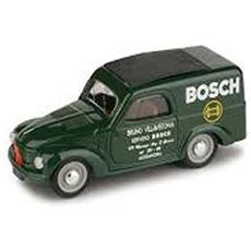 R374 Fiat 500c Furgoncino Bosch 1950 1/43 Modellino