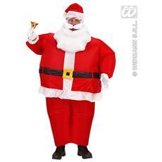 Costume Gonfiabile Babbo Natale