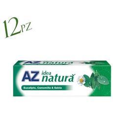 Dentifricio Idea Natura Eucalipto-camom. -salvia 75 Ml. Prodotti Per Denti E Viso
