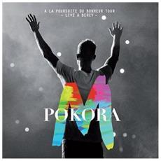 M Pokora - A La Poursuite Du Bonheur Tour
