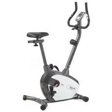 Cyclette Brx 45 Magnetica Con Computer Rilevazione Cardio Hand Pulse