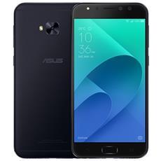 "Zenfone 4 Selfie Pro Nero 64 GB 4G / LTE Dual Sim Display 5.5"" Full HD Slot Micro SD Fotocamera 24 Mpx Android Italia"
