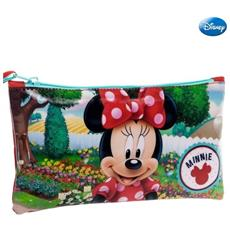 Astuccio Portapenne Portamatite Portapastelli Scuola Tombolino Minnie Disney