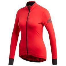 ADIDAS - Jersey Manica Corta Adidas Climaheat Winter Abbigliamento Donna L b73dd9b59605
