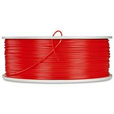 Filamento per Stampante 3D Rossa 1.75 mm 55013