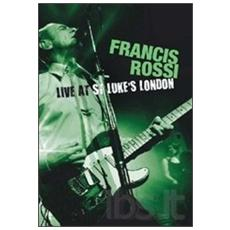 Dvd Rossi Francis - Live At St. Luke's L