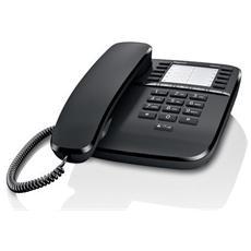 Telefono a filo DA510 Nero con 10 tasti di chiamata diretta - Europa
