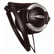 *Cuffia Audio Con Microfono Con Supporto Posteriore
