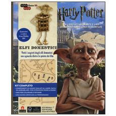 Harry Potter. Quidditch. Incredibuilds puzzle 3D. Con gadget