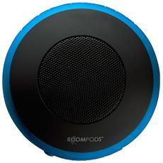 Speaker Audio Portatile Aquapod Bluetooth Potenza 3W Blu