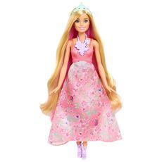 MATTEL - Barbie Dreamtopia Color Styling Biondo